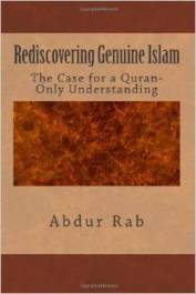 Book review Rediscovering Genuine Islam