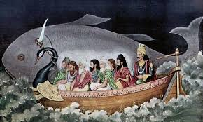 Why the flood story of Noah is similar to the Hindu flood legend of Manu 2