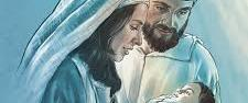 The spirit-bearing man who gave Mary a pure son was a real, mortal man