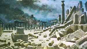 The Parable of the Town in Ruins
