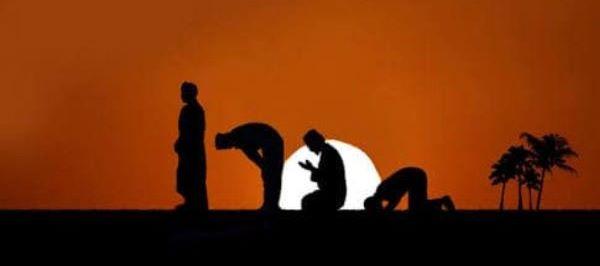 Origin and development of traditional Muslim prayer