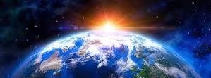 Earth, the great womb of evolving life
